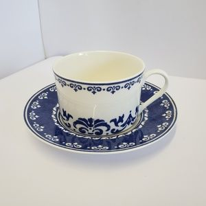 Victoria beale claire large Tea cup and saucer